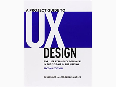 An excellent resource for starting out with UX design. It deals with all aspects of project management too, so very useful.
