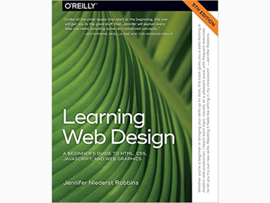 This book covers the fundamentals in HTML, CSS and Javascript, excellent for who needs to have a better grounding across all web technology.